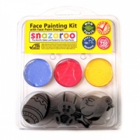 Snazaroo Face Painting Stamp Kits - Easter(3 colors)